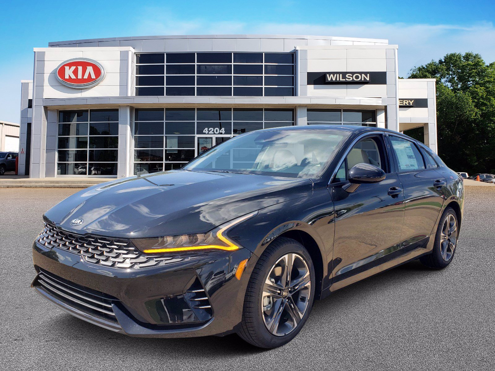 new 2021 kia k5 ex fwd 4dr car