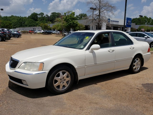 Pre-Owned 2002 Acura RL