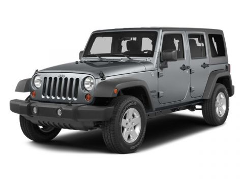 Pre-Owned 2014 Jeep Wrangler Unlimited Sahara 4WD