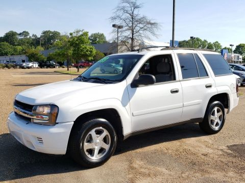 Pre-Owned 2006 Chevrolet TrailBlazer LS