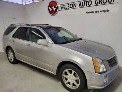 Pre-Owned 2005 Cadillac SRX