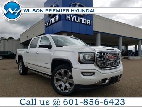 Pre-Owned 2017 GMC Sierra 1500 Denali With Navigation & 4WD