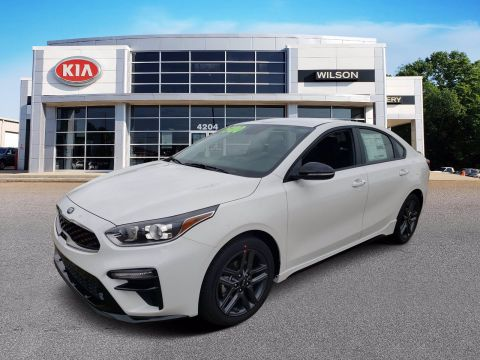New 2020 Kia Forte GT-Line FWD 4dr Car