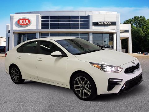 New 2019 Kia Forte S FWD 4dr Car