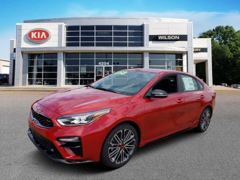 New 2020 Kia Forte GT FWD 4dr Car