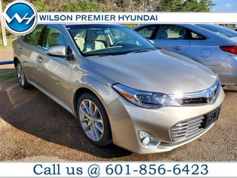 Pre-Owned 2014 Toyota Avalon XLE FWD 4D Sedan