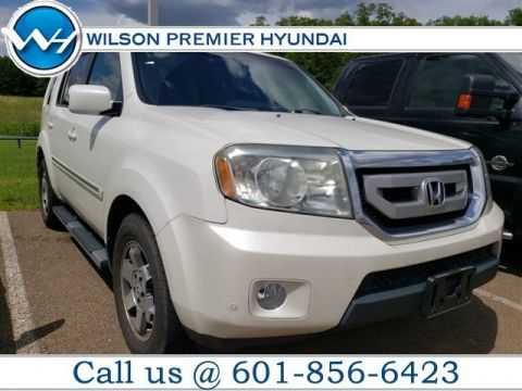 Pre-Owned 2011 Honda Pilot Touring With Navigation