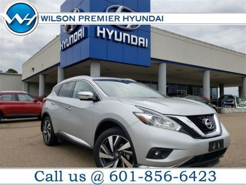 Pre-Owned 2018 Nissan Murano Platinum With Navigation