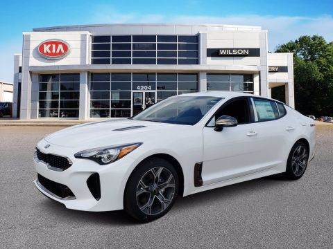 New 2020 Kia Stinger GT-Line RWD 4dr Car
