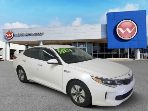 Pre-Owned 2017 Kia Optima Hybrid Base