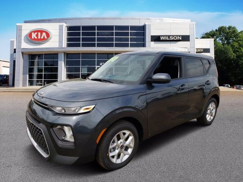 New 2020 Kia Soul S FWD Hatchback